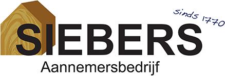 Logo Aannemersbedrijf Siebers
